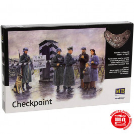 CHECKPOINT MASTER BOX MB3527