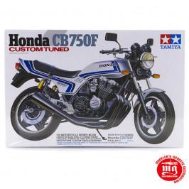 HONDA CB750F CUSTOM TUNED TAMIYA 14066