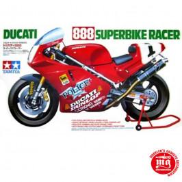 DUCATI 888 SUPERBIKE RACER TAMIYA 14063