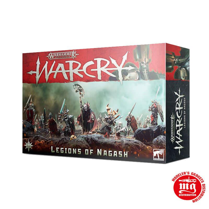 WARCRY LEGIONS OF NAGASH GAMES WORKSHOP 111-66