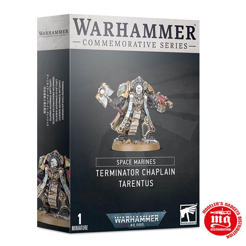 CAPELLAN EXTERMINADOR TARENTUS GAMES WORKSHOP 99 12 01 01 270