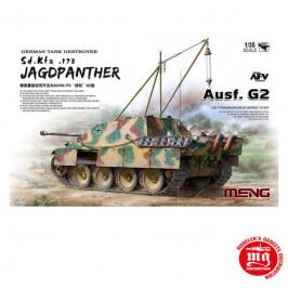 SD.KFZ.173 JAGDPANTHER AUSF. G2 MENG TS-047