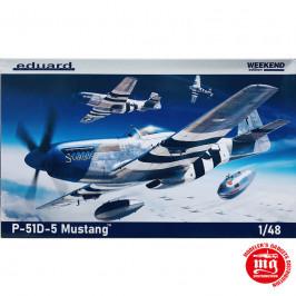 P-51D-5 MUSTANG EDUARD 84172