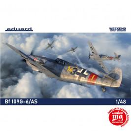BF 109G-6/AS EDUARD WEEKEND EDUARD 84169
