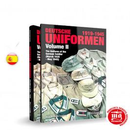 EL UNIFORME DEL SOLDADO ALEMAN VOLUMEN II MARZO DE 1935-MAYO DE 1945 ABT739