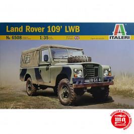 LAND ROVER 109 LWB ITALERI 6508
