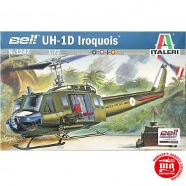 BELL UH-1D IROQUOIS ITALERI 1247
