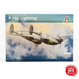 P-38J LIGHTNING ITALERI 1446
