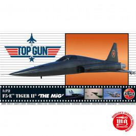 TOP GUN F5-E TIGER II THE MIG AIRFIX A00502