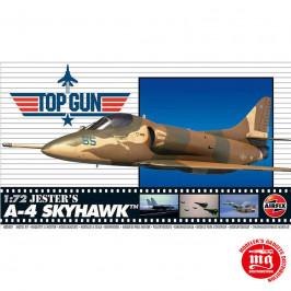 TOP GUN JESTER´S A-4 SKYHAWK AIRFIX A00501