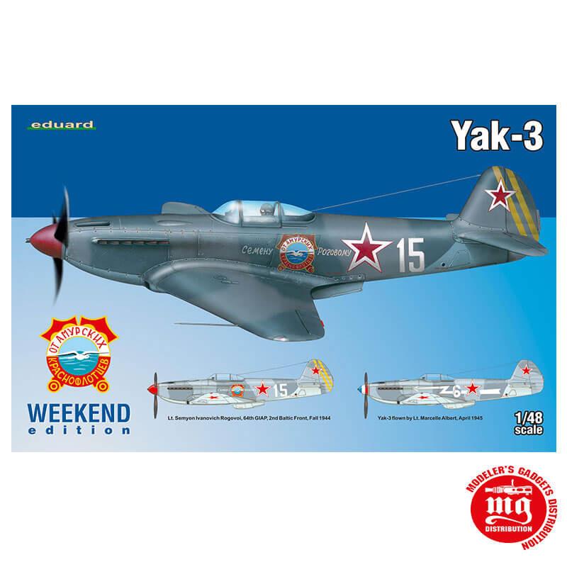 YAK-3 EDUARD 8457
