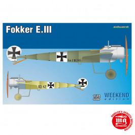 FOKKER E.III EDUARD 7444