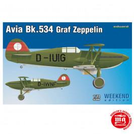 AVIA Bk.534 GRAF ZEPPELIN EDUARD 7445