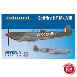 SPITFIRE HF Mk.VIII EDUARD 7449