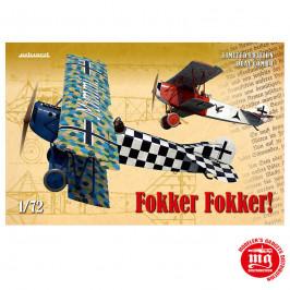 FOKKER D.VII LIMITED EDITION FOKKER FOKKER! EDUARD 2133