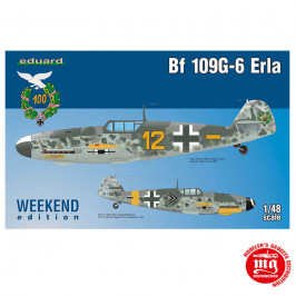 Bf 109G-6 ERLA EDUARD 84142