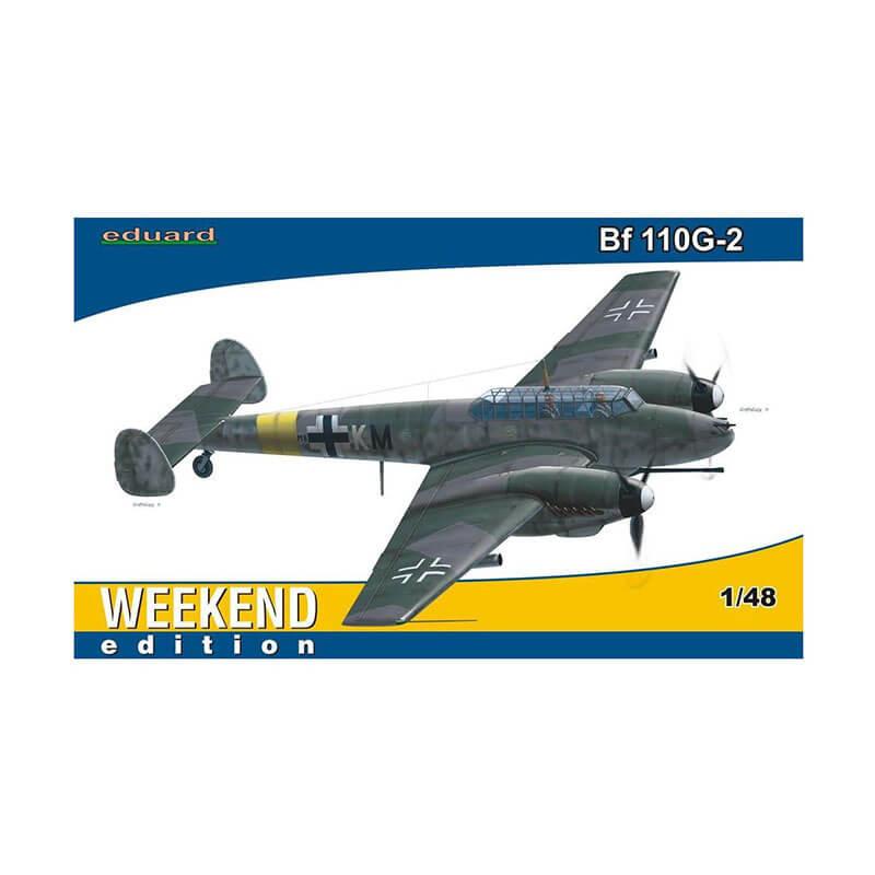 Bf 110G-2 EDUARD 84140