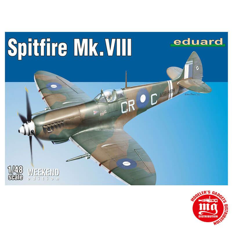 SPITFIRE Mk.VIII EDUARD 84159