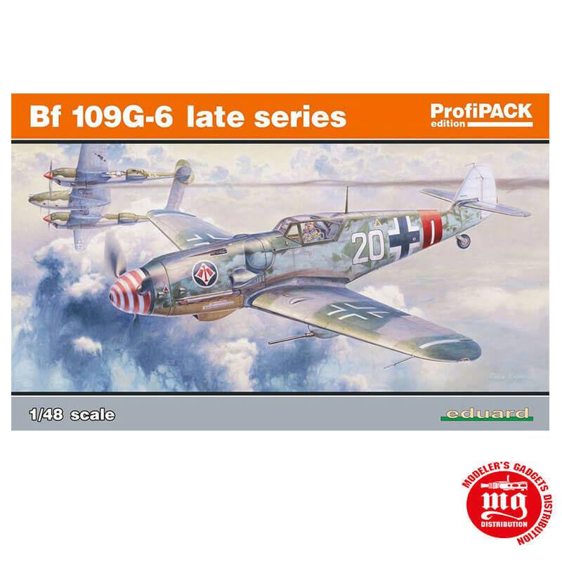 Bf 109G-6 LATE SERIES EDUARD 82111