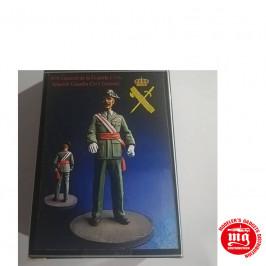 FIGURA GENERAL GUARDIA CIVIL NIMIX N74
