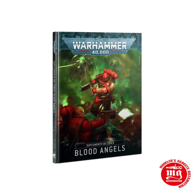 SUPLEMENTO DE CODEX BLOOD ANGELS GAMES WORKSHOP 03 03 01 01 050