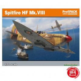 SPITFIRE HF Mk.VIII EDUARD 70129