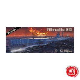 WWI GERMAN U BOAT SM U9 DAS WERK DW72001