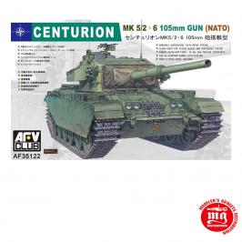 CENTURION MK5/2 105mm GUN NATO AFV AF35122