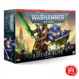 WARHAMMER 40000 EDICION ELITE CAJA DE INICIO GAMES WORKSHOP 40-03