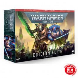 WARHAMMER 40000 EDICION ELITE CAJA DE INICIO GAMES WORKSHOP 40-03