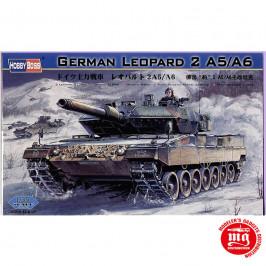 GERMAN LEOPARD 2 A5/A6 HOBBYBOSS 82402