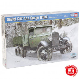 SOVIET GAZ-AAA CARGO TRUCK HOBBYBOSS 83837