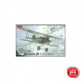 ALBATROS D.I WORLD WAR I RODEN 001
