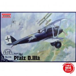 PFALZ D.IIIa WORLD WAR I RODEN 015