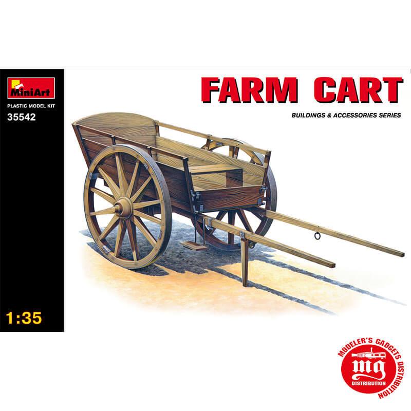 FARM CART MINIART 35542