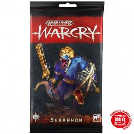 WARCRY CARTAS SERAPHON WARHAMMER AGE OF SIGMAR 111-59