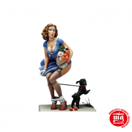 PERRITO NEGRO PIN UP ANDREA MINIATURES PIN UP-01