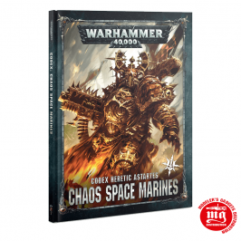 CODEX CHAOS SPACE MARINES EN INGLES 60 03 01 02 020
