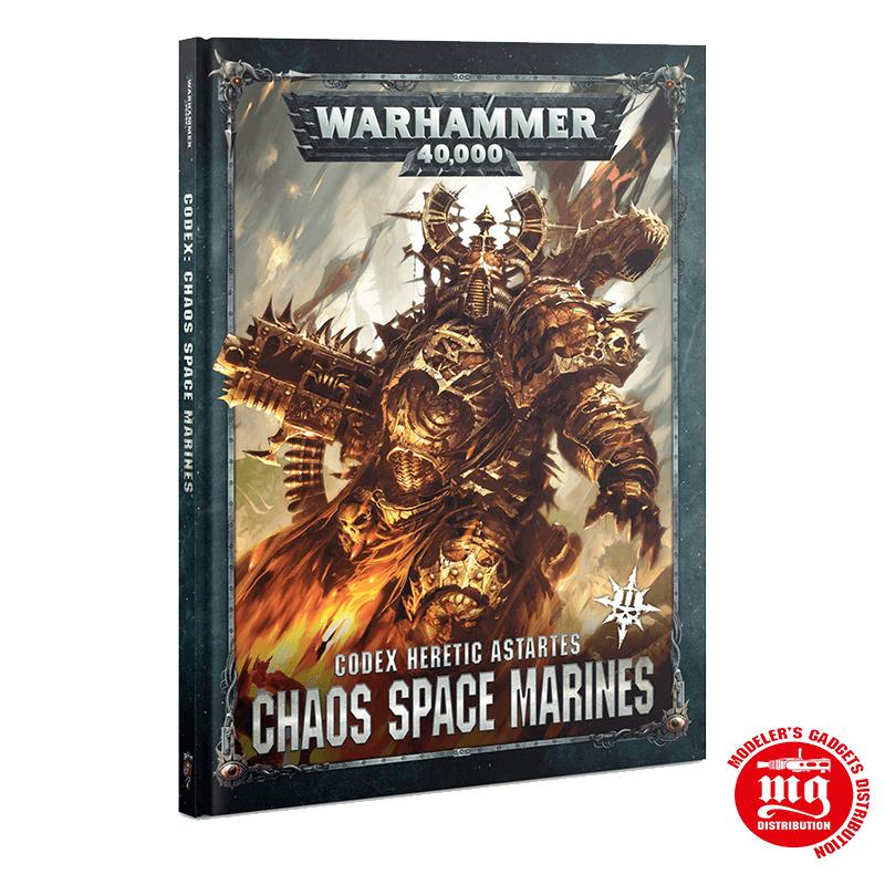 CODEX CHAOS SPACE MARINES EN INGLES 60 03 01 02 020