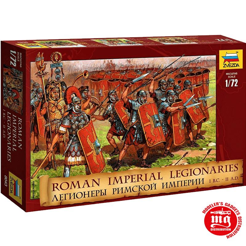 LEGIONARIOS IMPERIALES ROMANOS ZVEZDA 8043