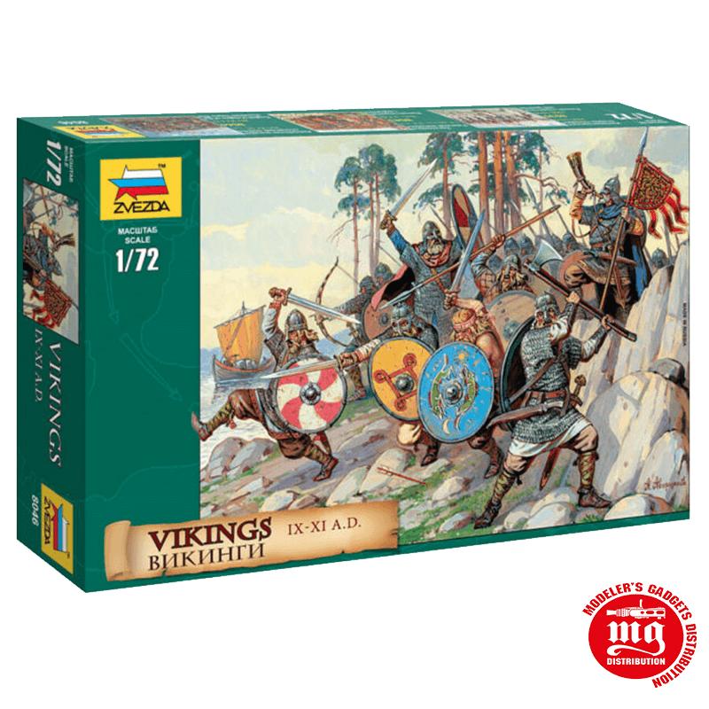 VIKINGOS ZVEZDA 8046