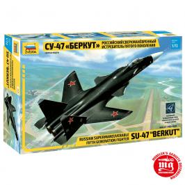 SUKHOI Su-47 BERKUT ZVEZDA 7215