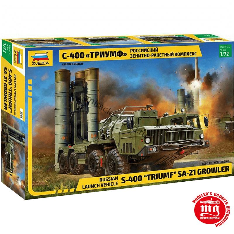 S-400 TRIUMF ZVEZDA 5068
