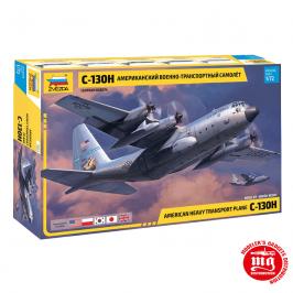 AVION DE TRANSPORTE PESADO ESTADOUNIDENSE C-130H ZVEZDA 7321