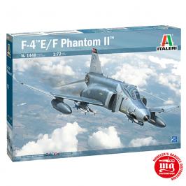 F-4 E/F PHANTOM II ITALERI 1448
