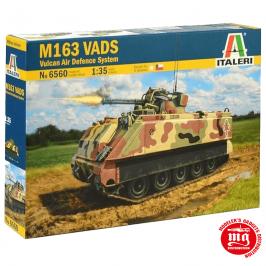 M163 VADS SISTEMA DE DEFENSA AEREA VULCAN ITALERI 6560
