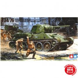 T34/76 VERSION ChTZ PRODUCCION 1943 TAMIYA 35149