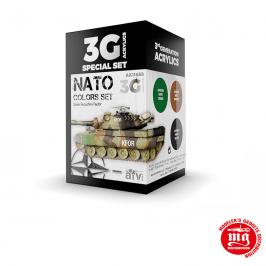 NATO COLORS SET AK11658