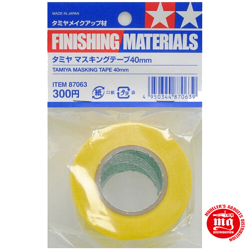 MASKING TAPE 40 mm TAMIYA 87063