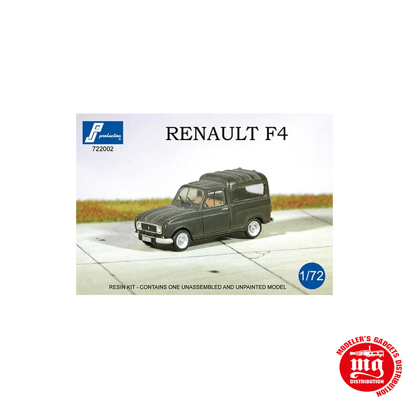 RENAULT F4 PJ PRODUCTIONS 722002